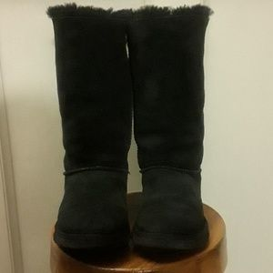 Authentic Womens tall Bailey Bow UGG boots